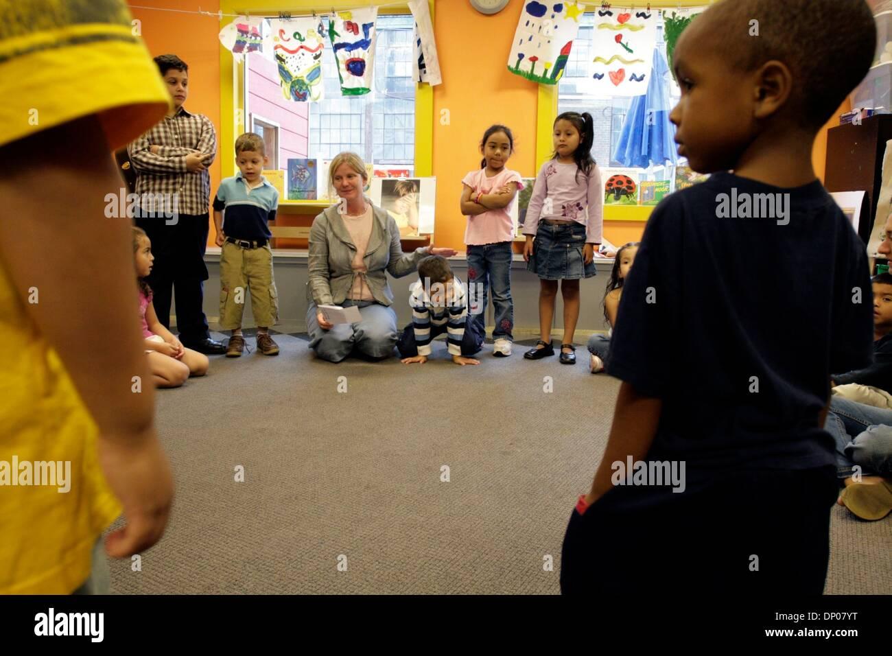 Aug 29, 2006 - Garden City, New York, USA - Long Island Children\'s ...