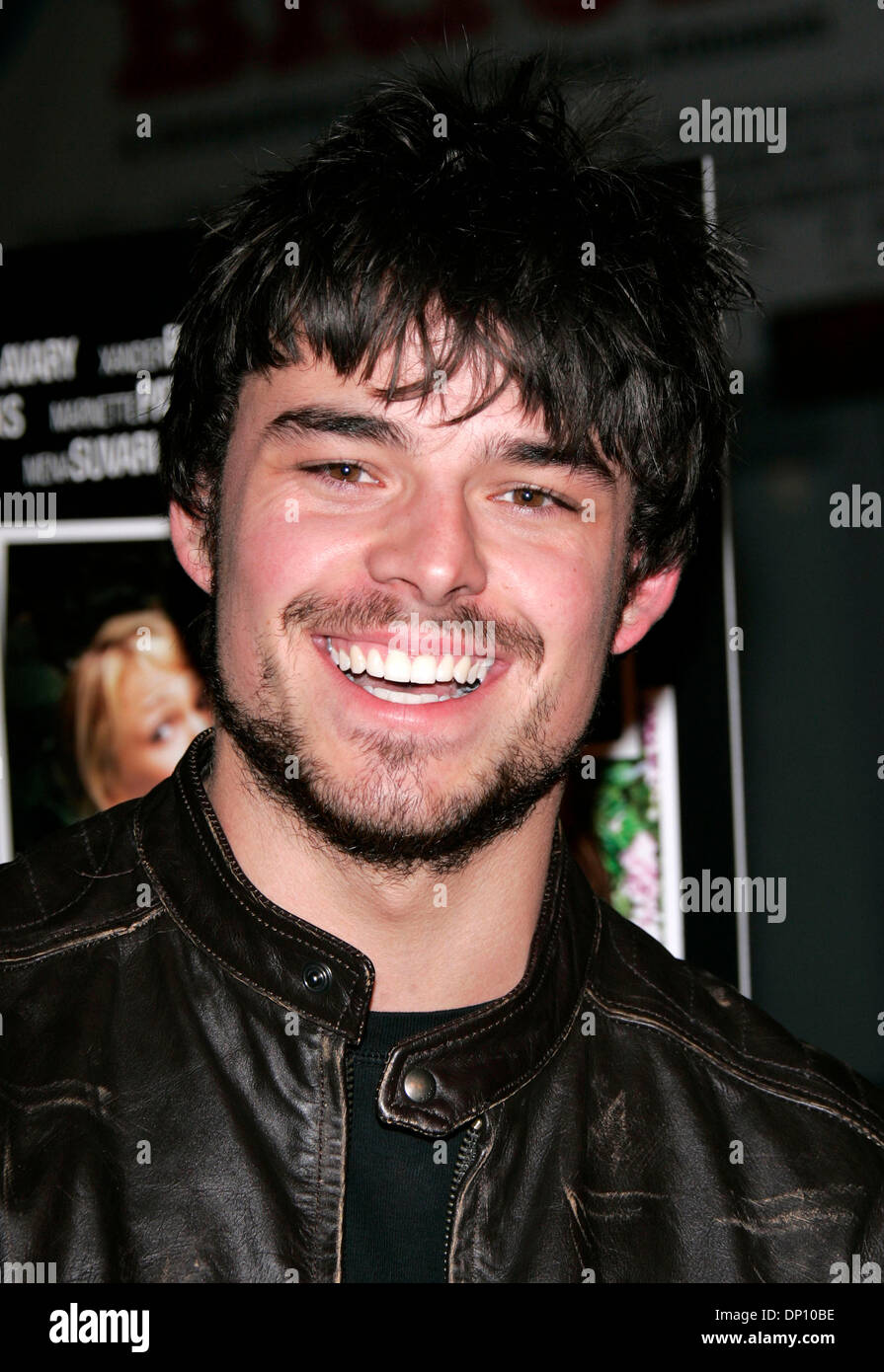 Apr 10, 2006; Hollywood, California, USA; Actor JESSE HUTCH At The  U0027Standing Stillu0027 Los Angeles Premiere Held At The Arclight Theatre.