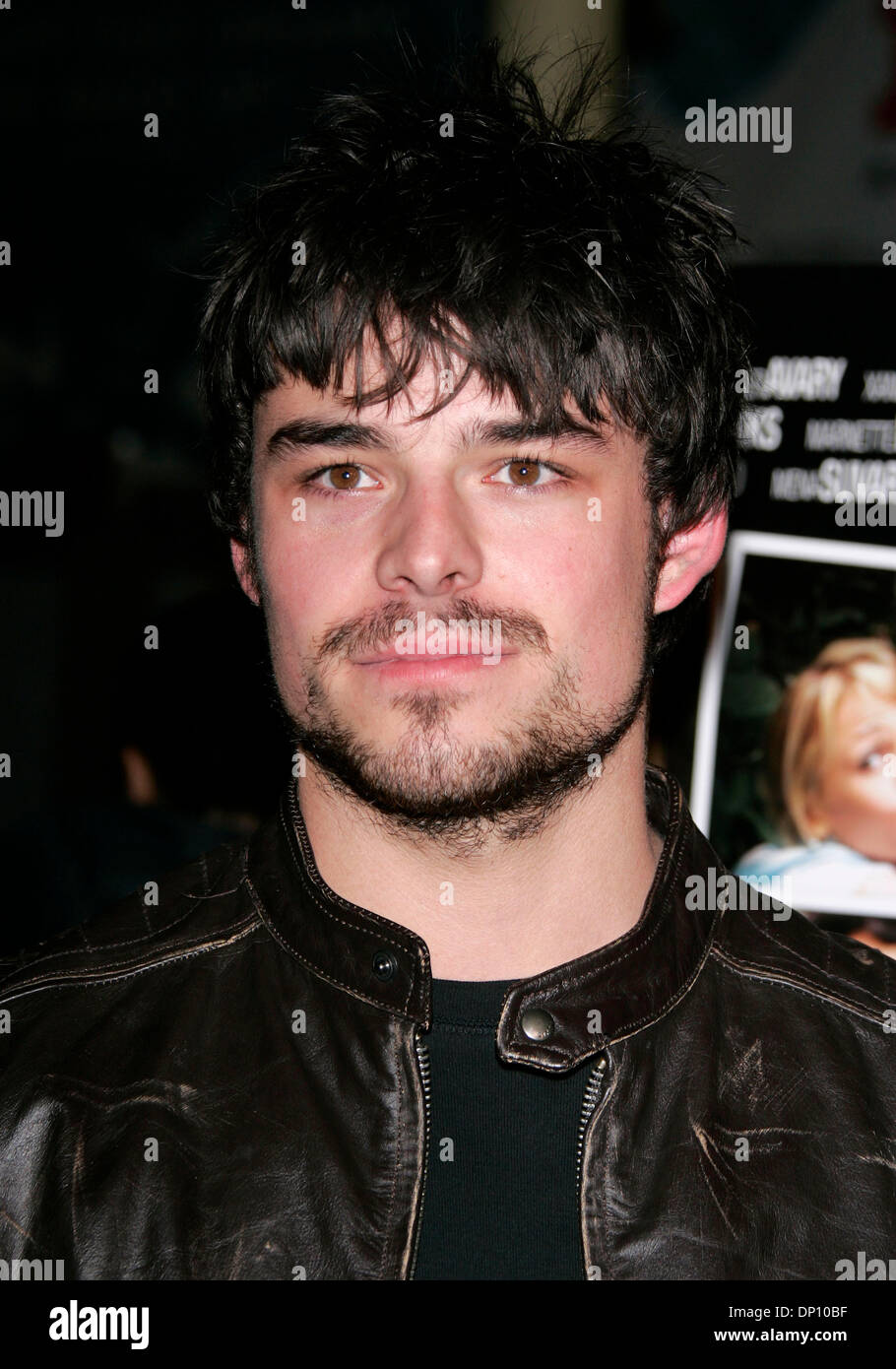 Apr 10, 2006; Hollywood, California, USA; Actor JESSE HUTCH At The