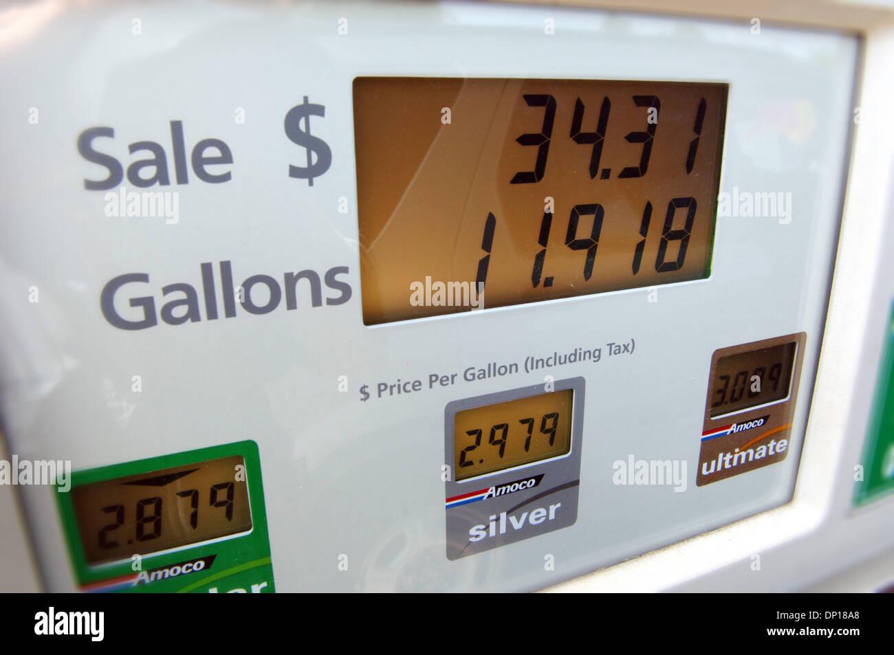 Gas Prices Atlanta >> Apr 24 2006 Atlanta Ga Usa Gas Prices Inch Up To The 3