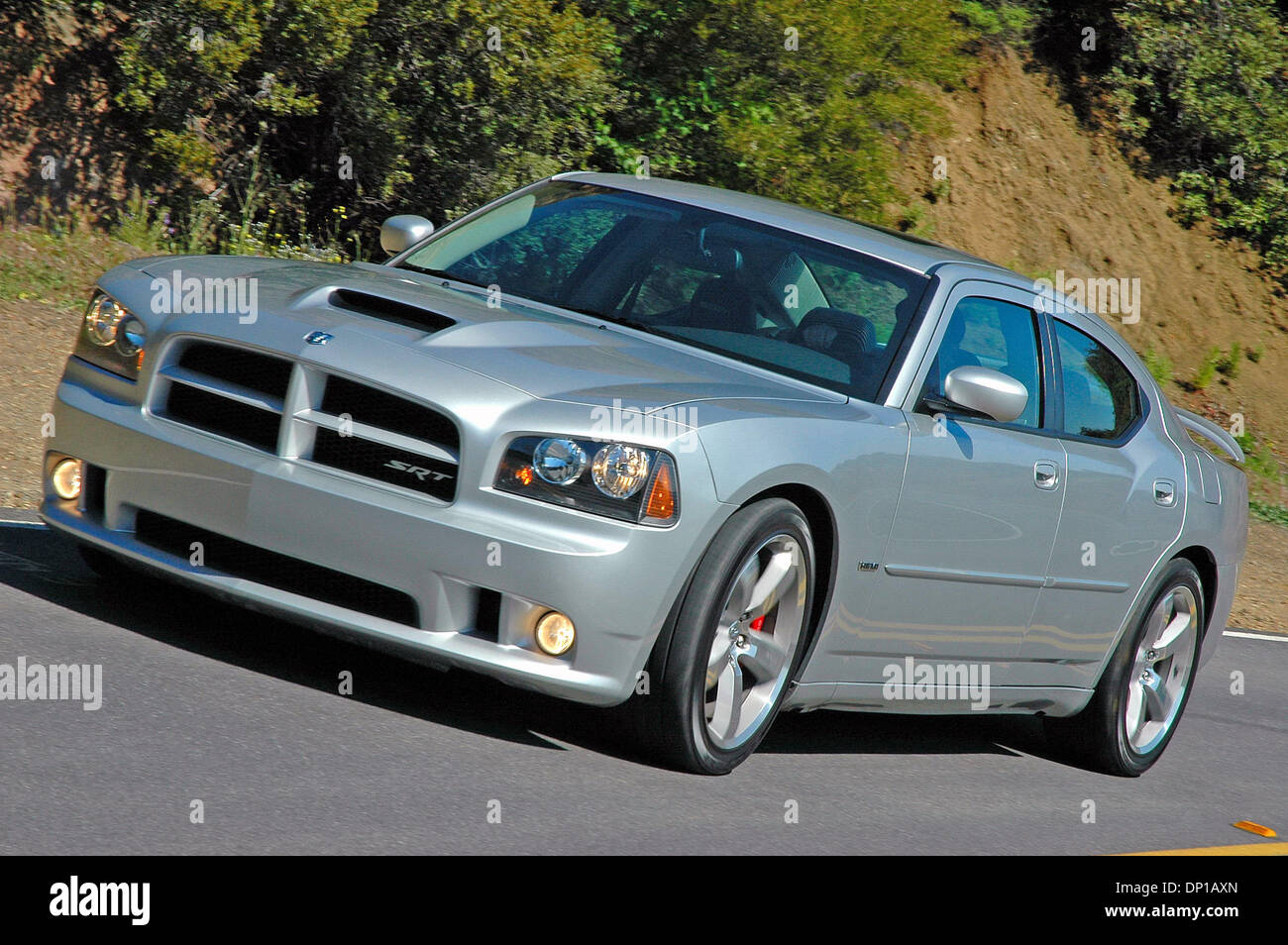 Apr 27, 2006; Los Angeles, CA, USA; 2006 Dodge Charger SRT8, the ...