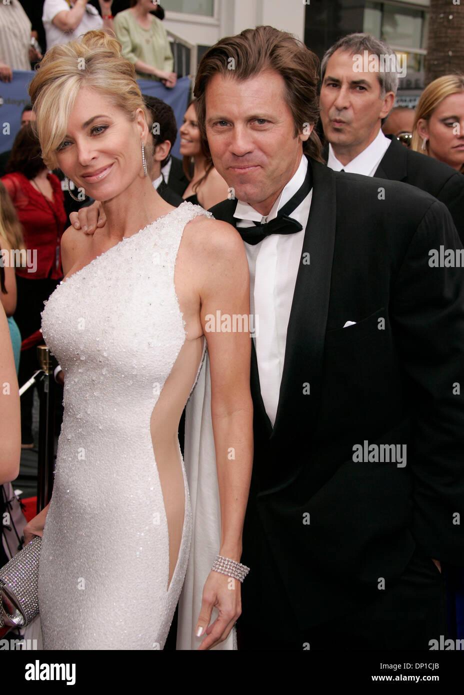 Apr 28, 2006; Hollywood, CA, USA; EILEEN DAVIDSON & VINCE