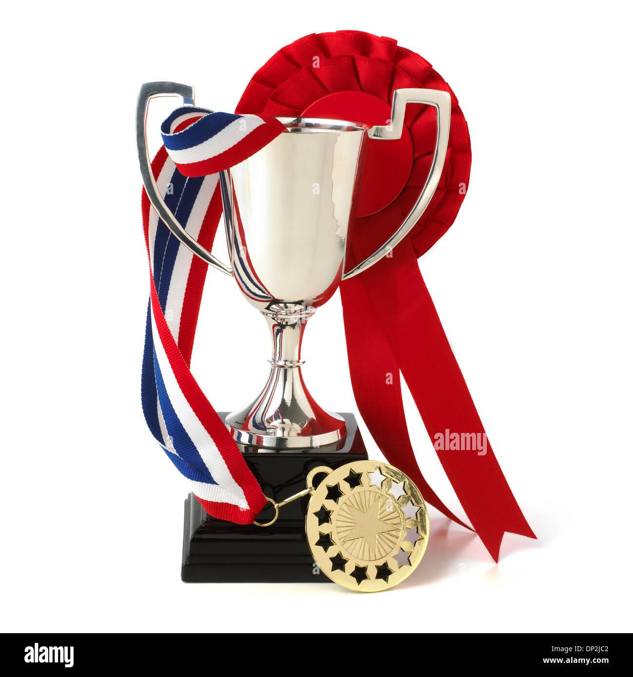 Achievement, conceptual image - Stock Image