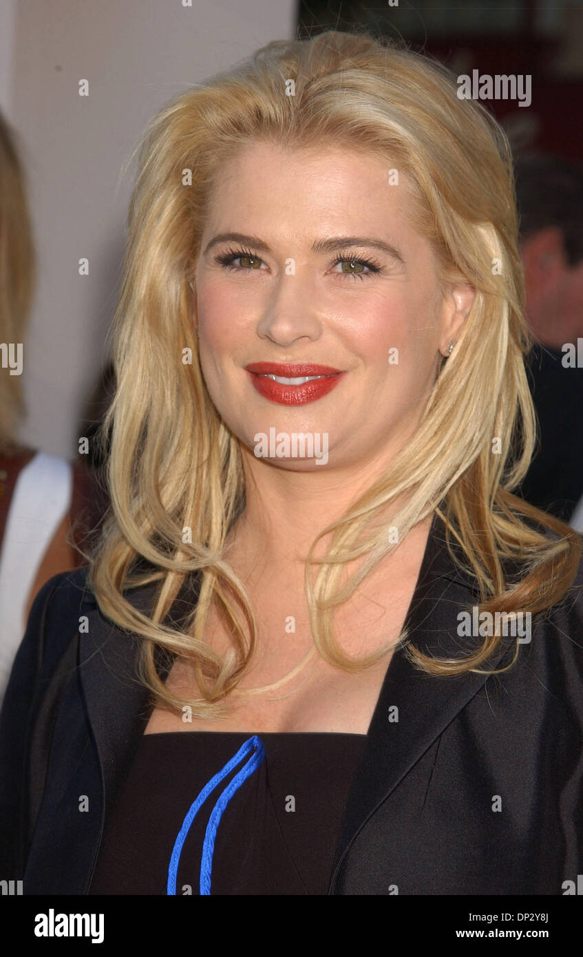 Jun 14, 2006; Los Angeles, CA, USA;  Actress KRISTY SWANSON at the  'Click' Los Angeles Premiere held at Mann Village Theater, Westwood.                               Mandatory Credit: Photo by Paul Fenton/ZUMA KPA.. (©) Copyright 2006 by Paul Fenton - Stock Image