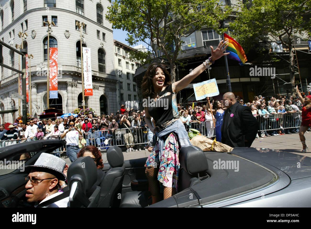 2006 francisco gay pride san