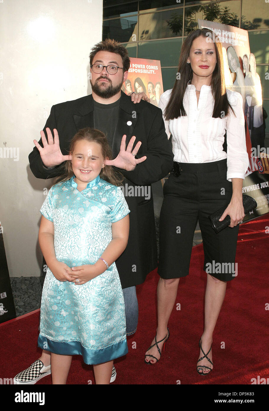 Kevin tod smith wife