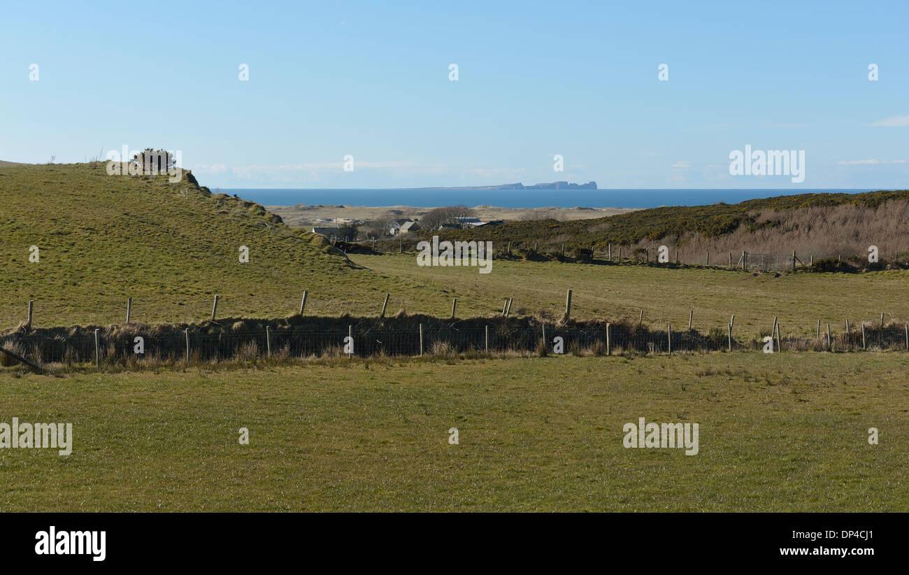 Corcreggan near Dunfanaghy County Donegal Ireland - Stock Image