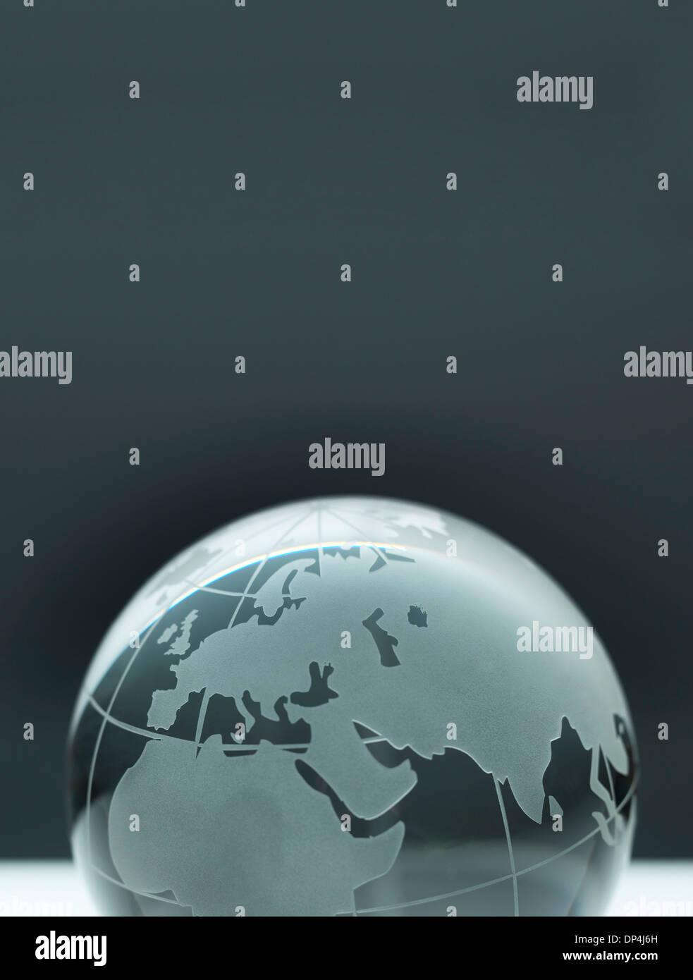 Northern hemisphere - Stock Image