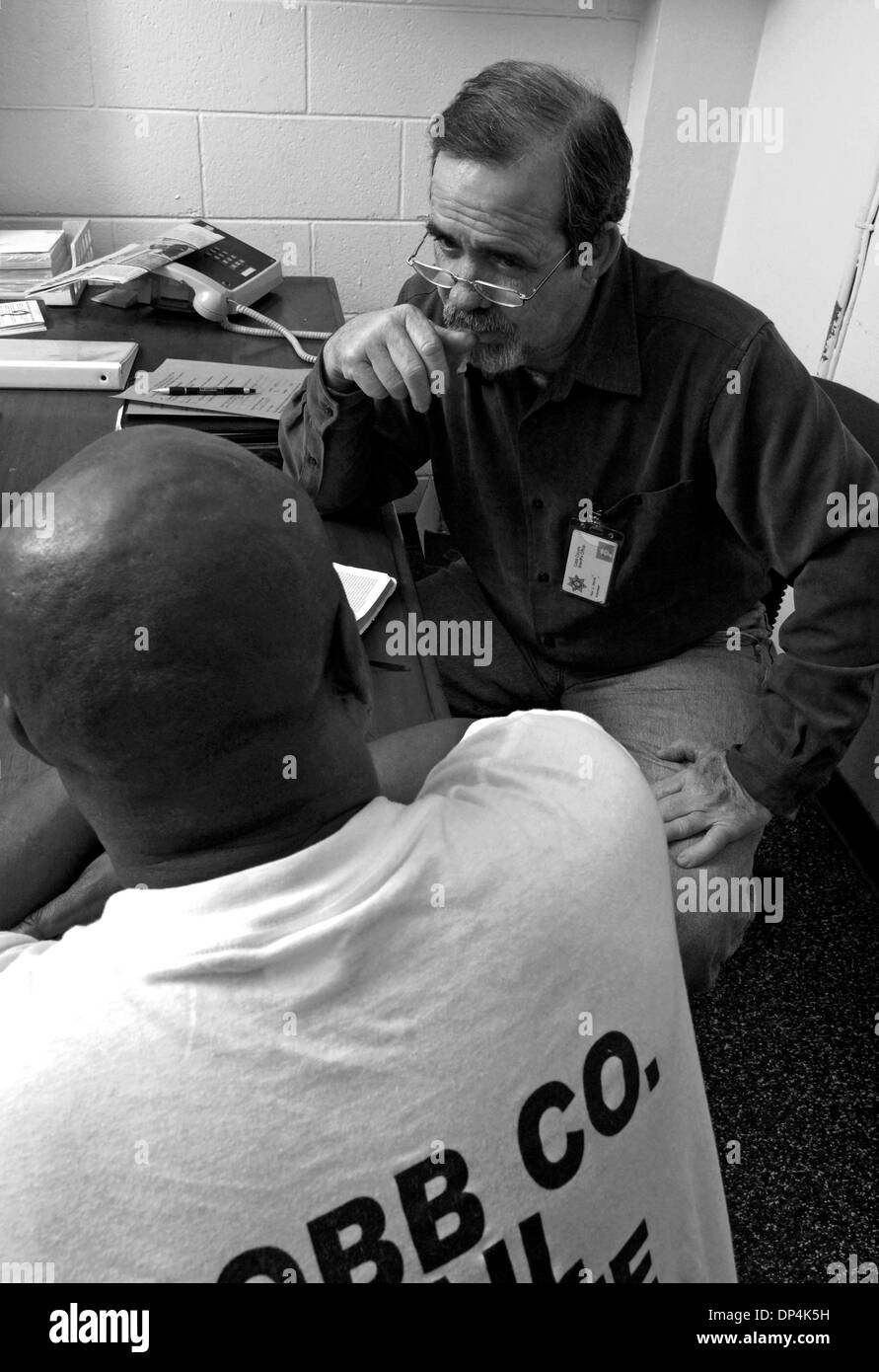 Prison Chaplain Inmates Stock Photos & Prison Chaplain