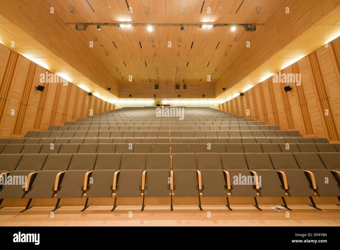 Classroom Auditorium Design ~ Empty seats classroom stock photos