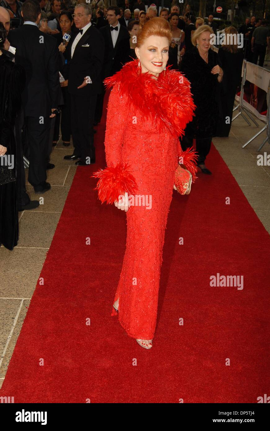 Sep 25, 2006; New York, NY, USA; GEORGETTE MOSBACHER at the 'Madame Butterfly' Metropolitan Opera Opening. Mandatory Stock Photo