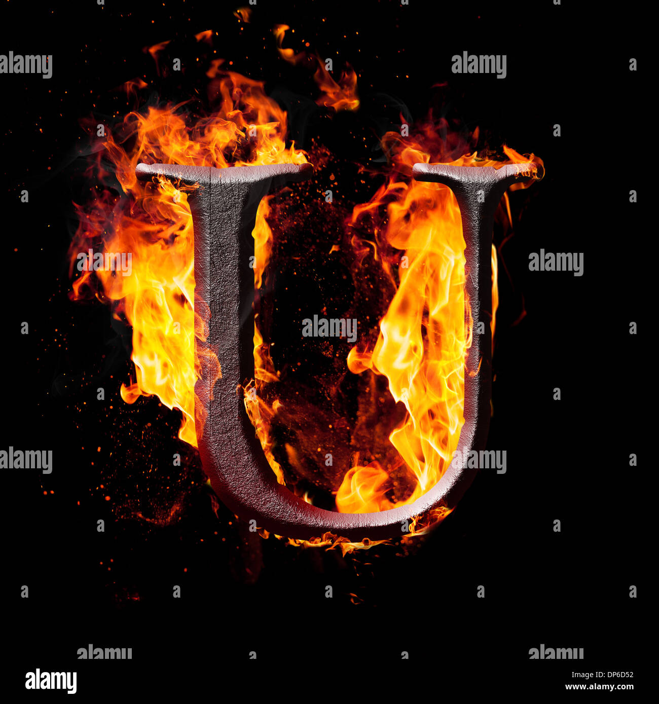 Letters and symbols in fire u stock photo 65295582 alamy letters and symbols in fire u thecheapjerseys Images