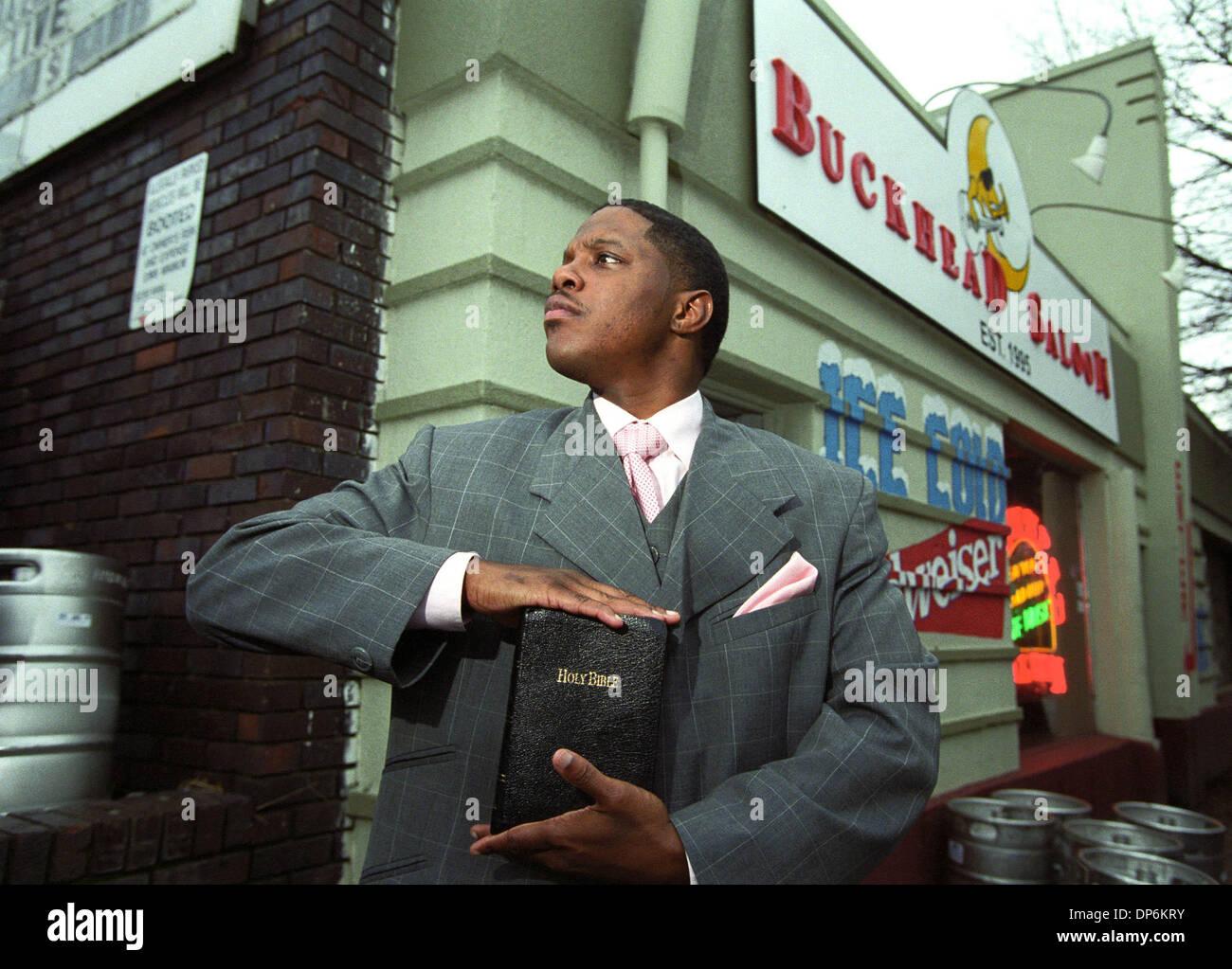 Oct 19, 2006; Atlanta, GA, USA; Former bad boy rap artist ...