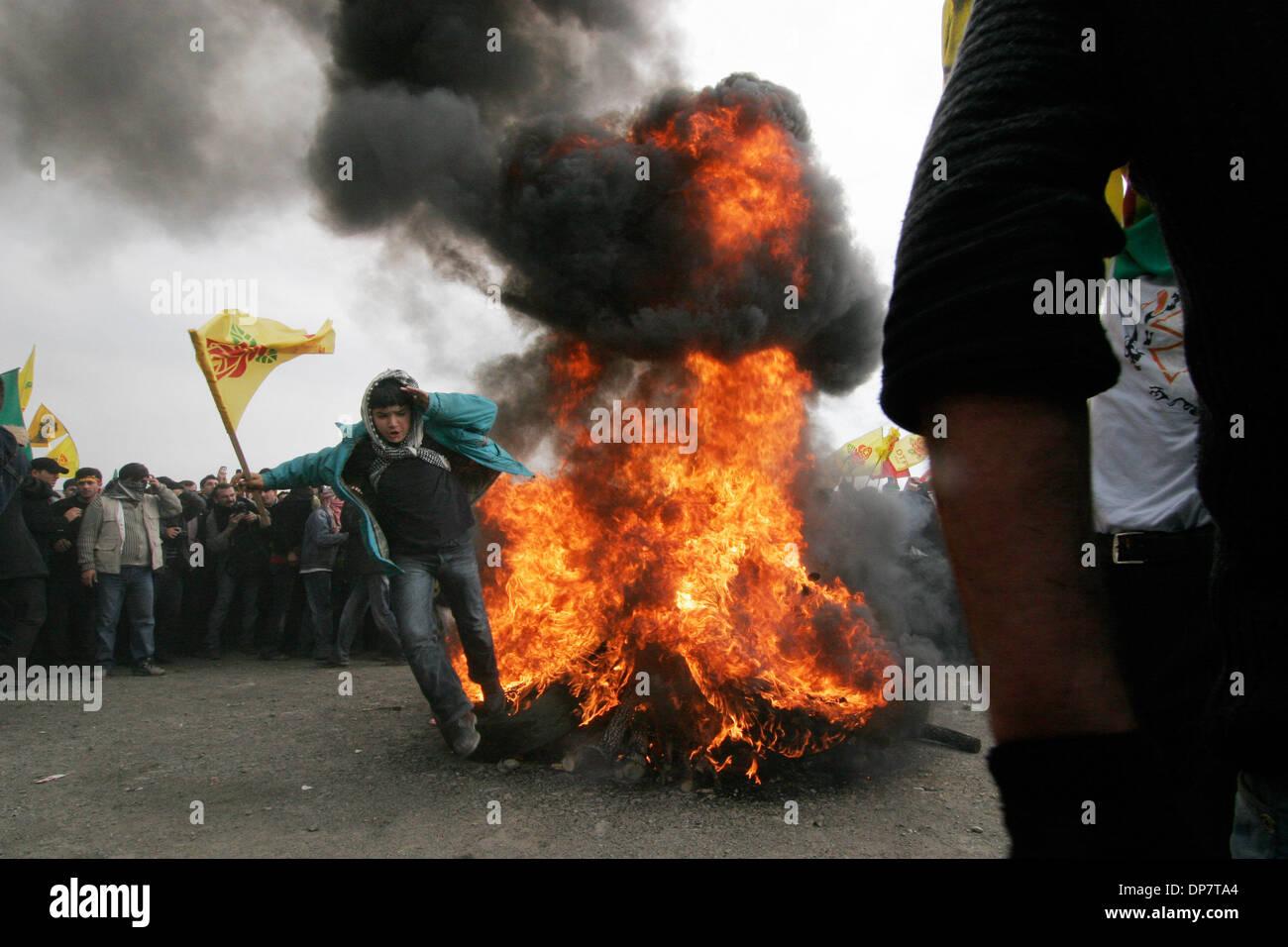 Download Festival 2006 Riots