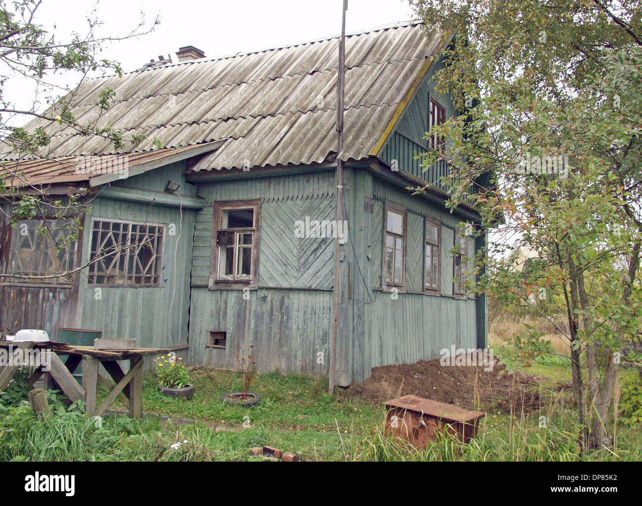 Dacha Country House Of The Putins Country House Of Vladimir Putin S Stock Photo Alamy