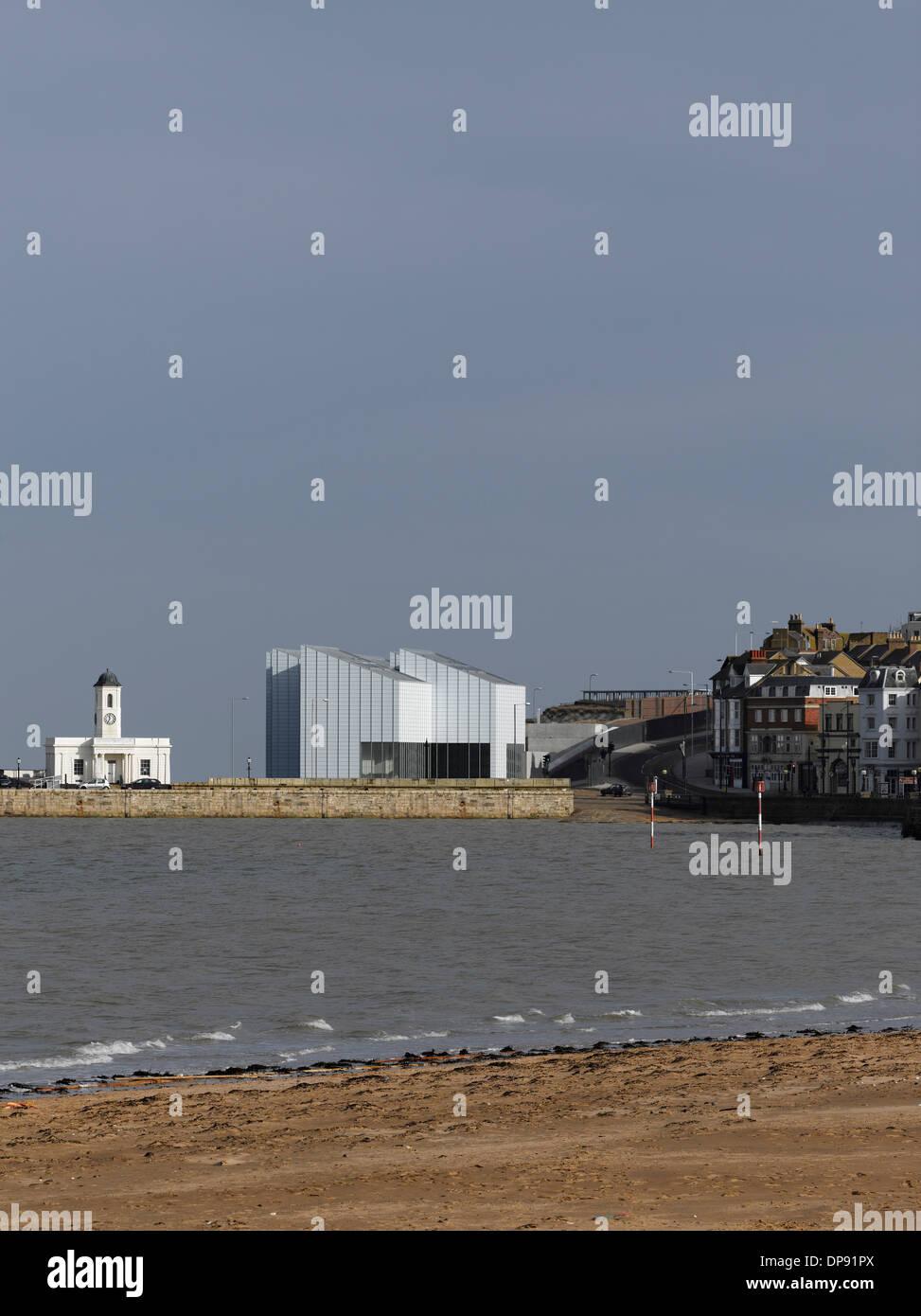 Turner Contemporary, Margate, Kent, England, UK. - Stock Image