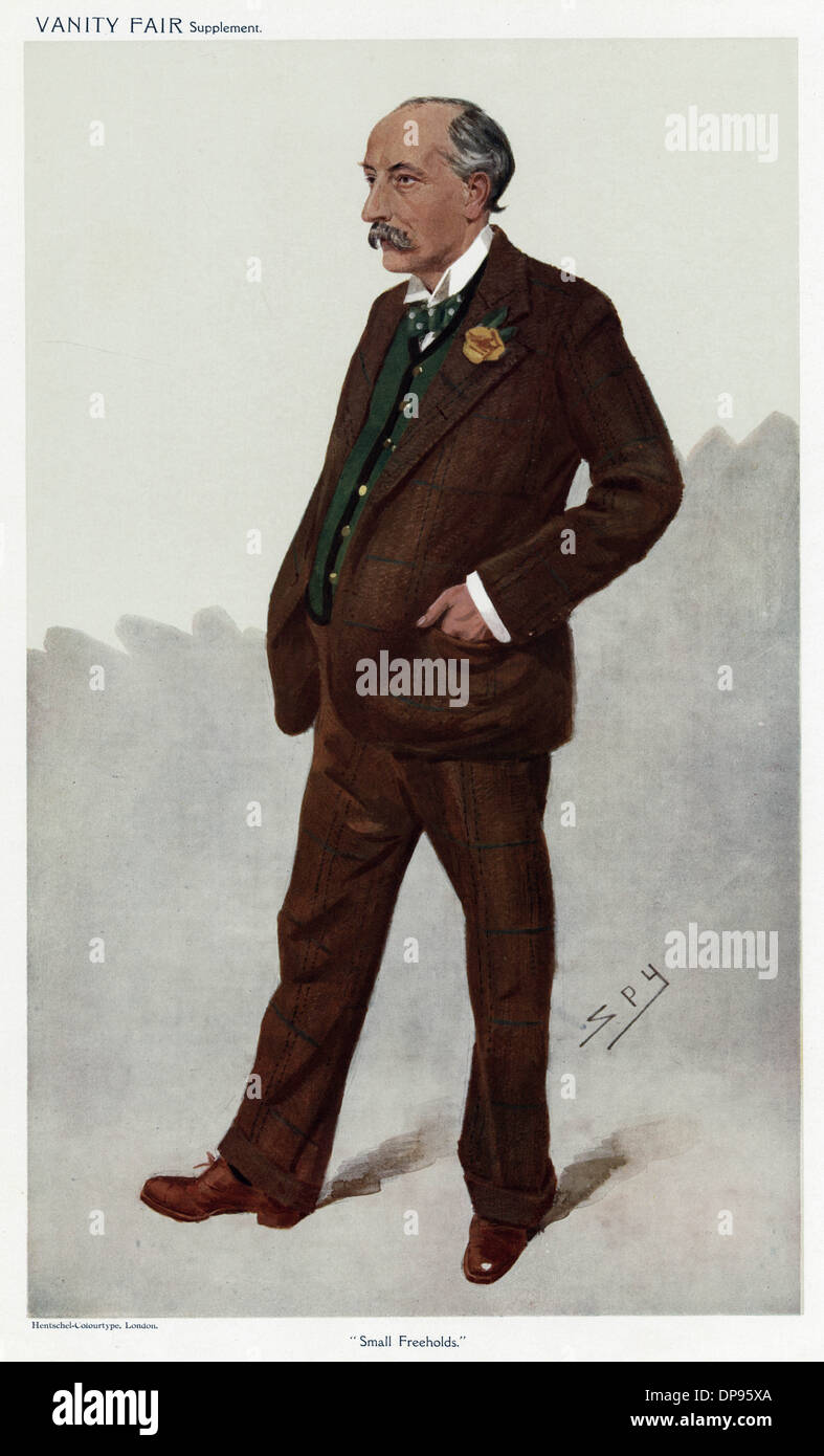 SIR ROBERT EDGECUMBE - Stock Image