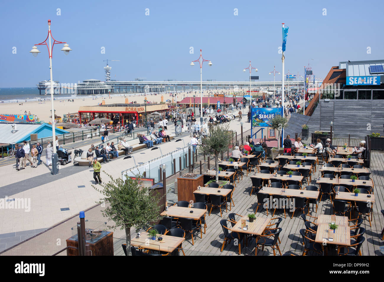 Holland On Sea Beach Cafe