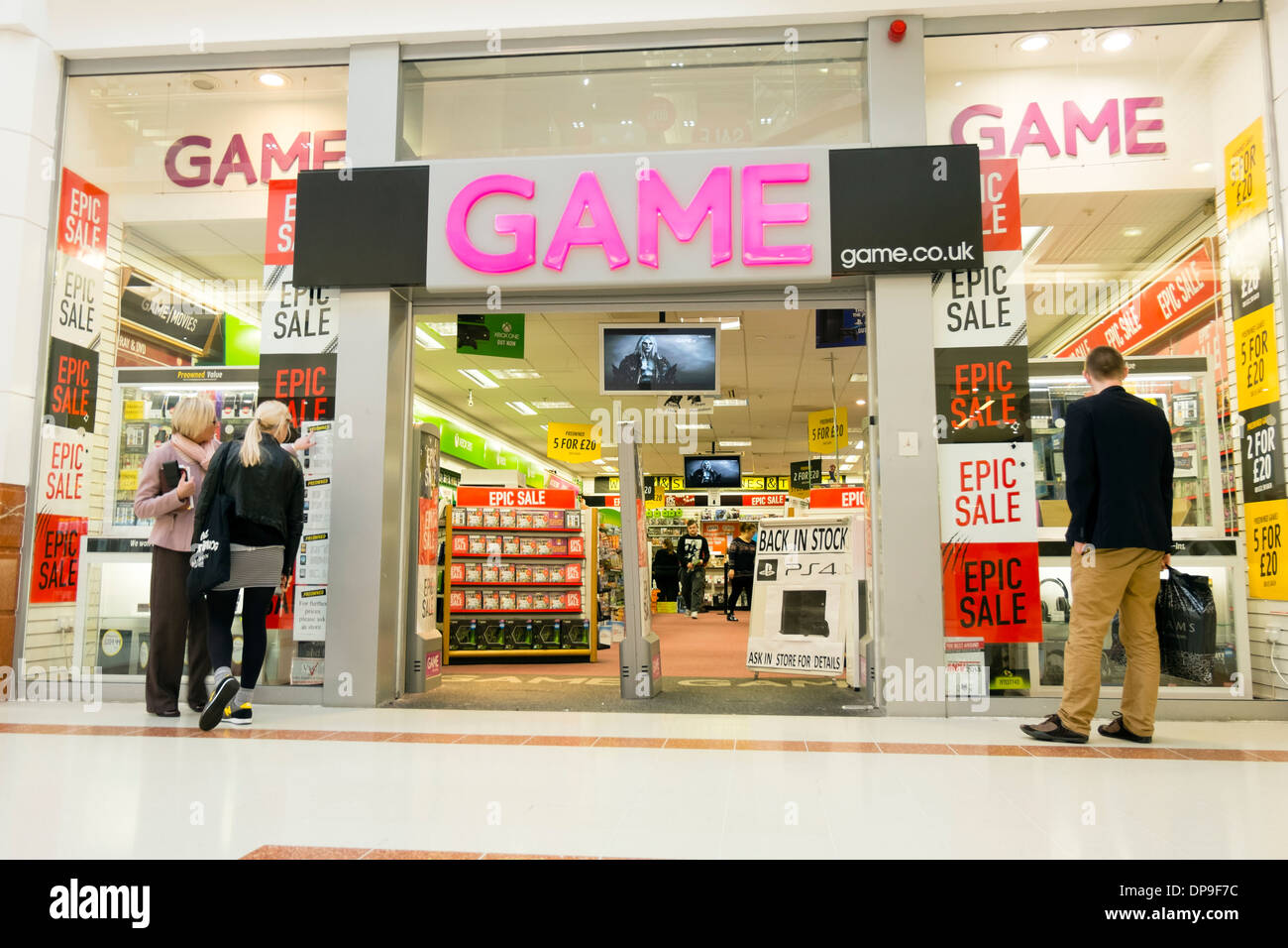d05044c2c4 Game store at Merry Hill