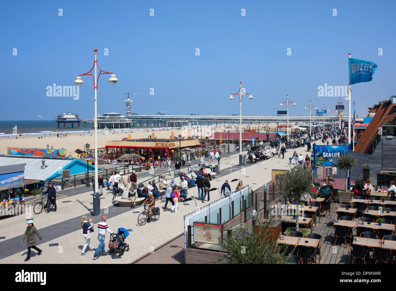 Holland On Sea Beach Cafe