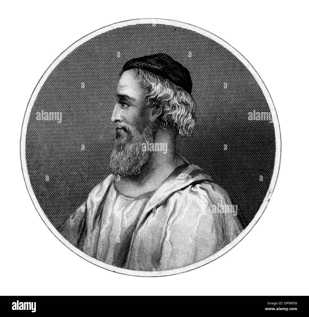 FELIX THE MARTYR - Stock Image