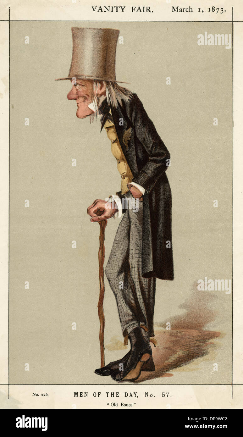 SIR RICHARD OWEN - Stock Image