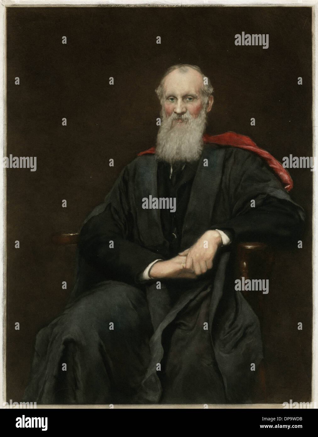 LORD KELVIN - Stock Image