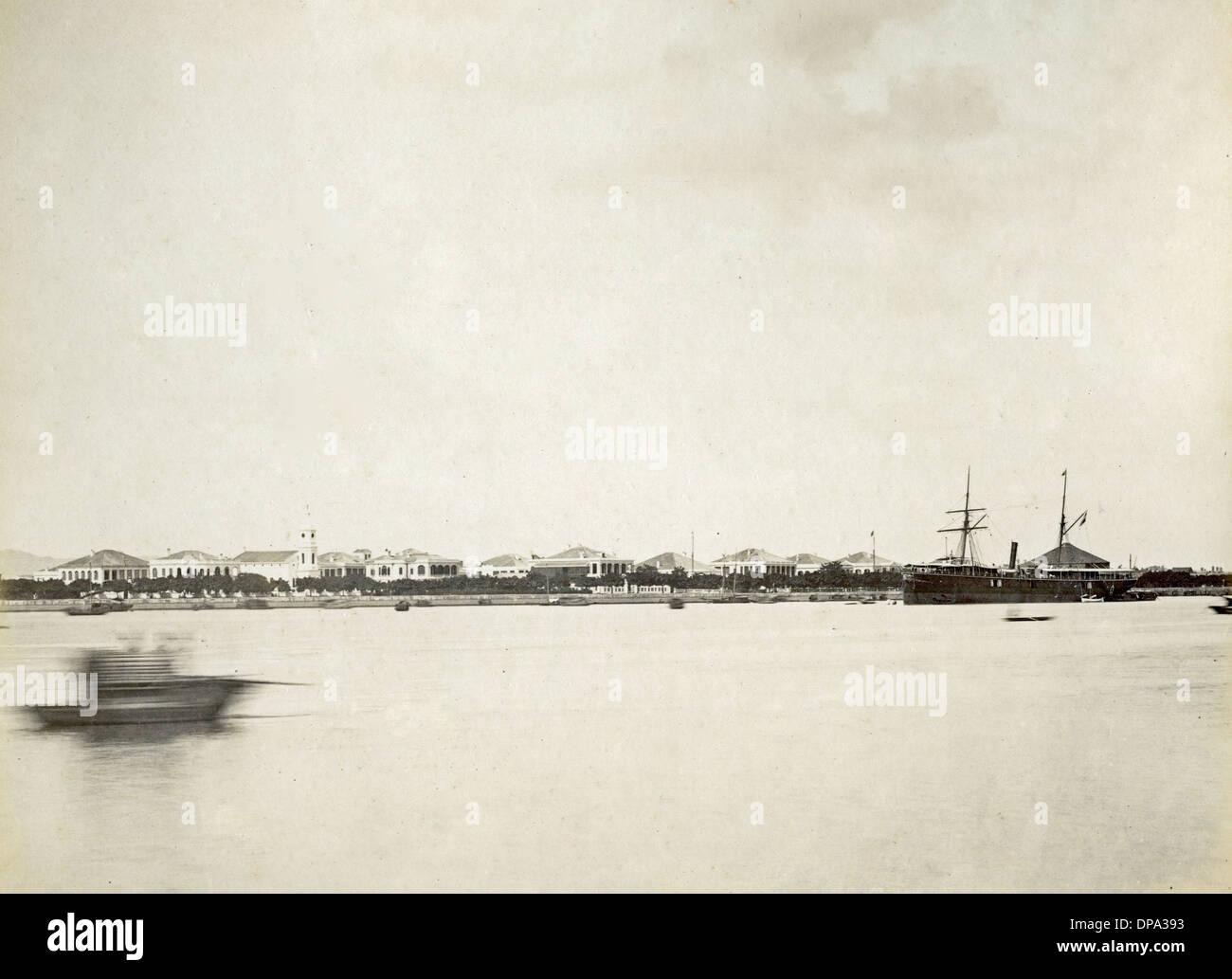 Canton - Floyd Photograph - Stock Image