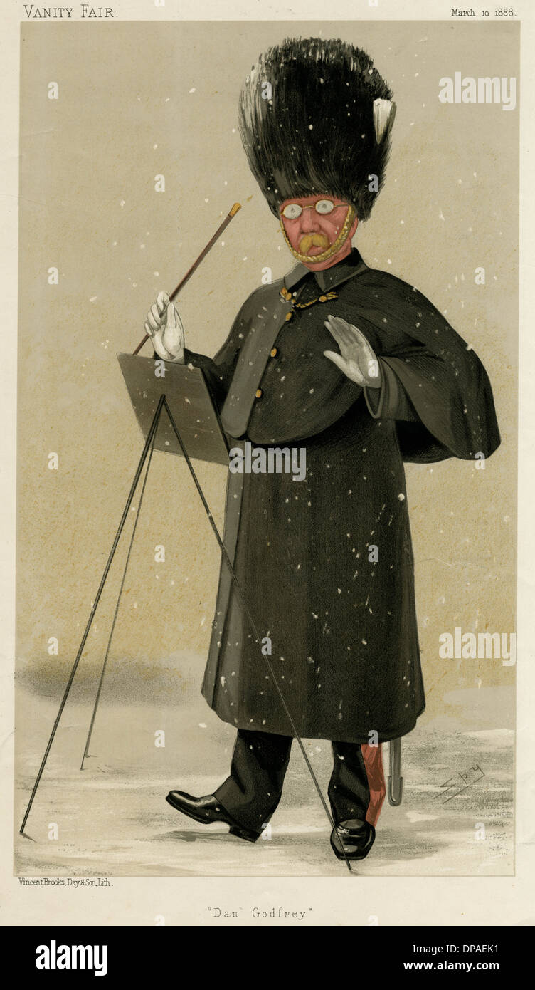 DAN GODFREY/VFAIR 1888 - Stock Image