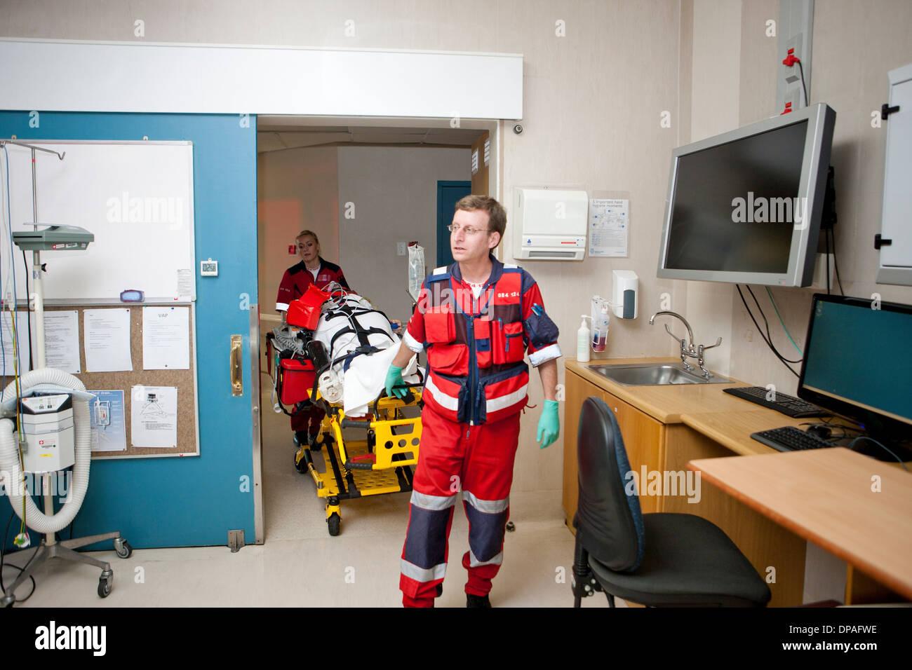 Red Bay Hospital Emergency Room