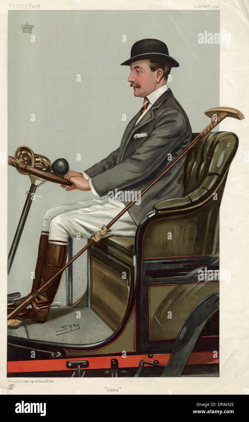 20TH EARL SHREWSBURY - Stock Image