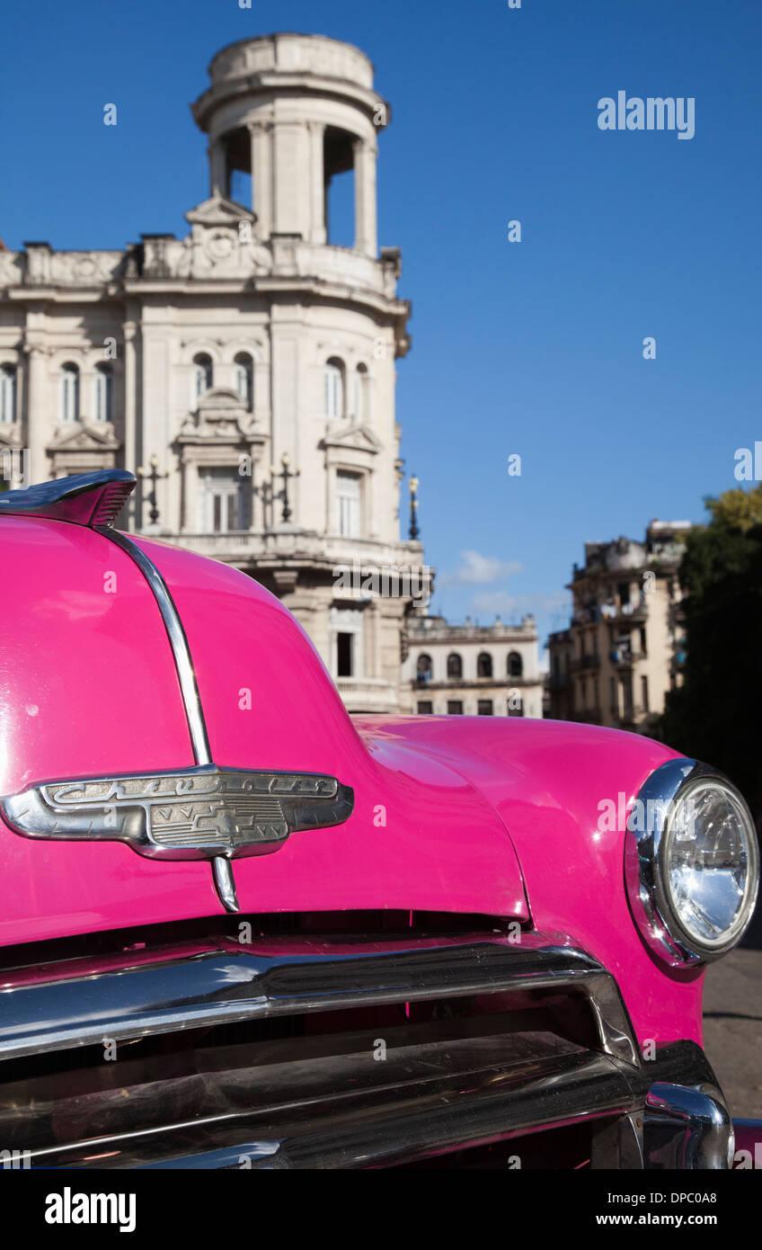 1951 Chevrolet Bel Air Convertibles In Havana Among An Estimated 60000 Pre Embargo Us Automobiles Still Surviving Cuba
