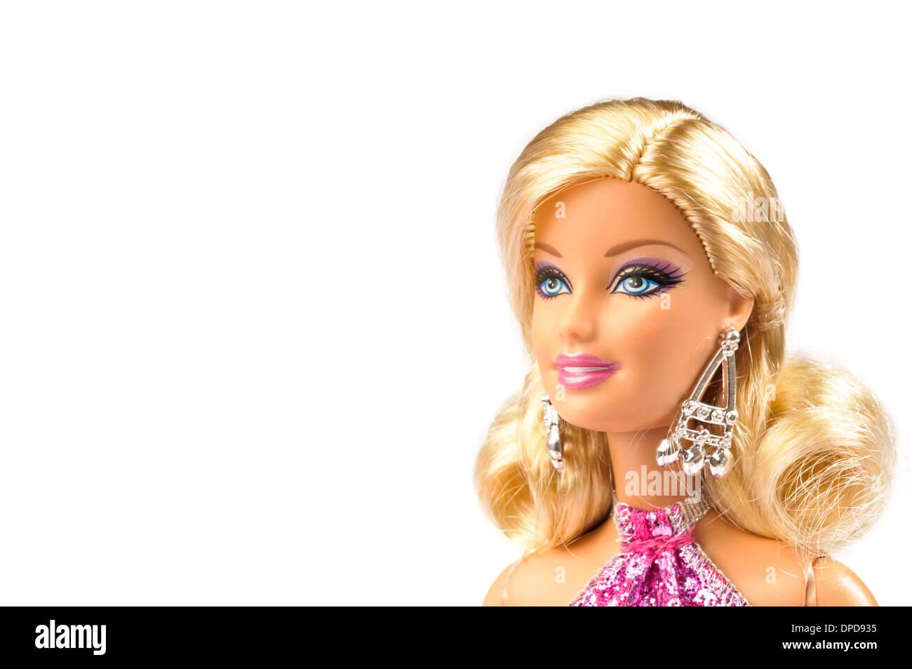 Barbie doll - Stock Image