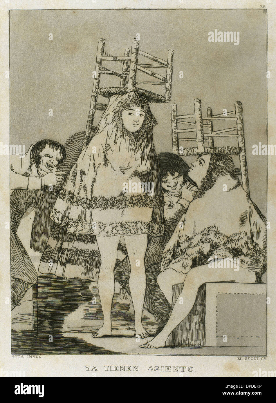 18th century satire women stock photos 18th century satire women