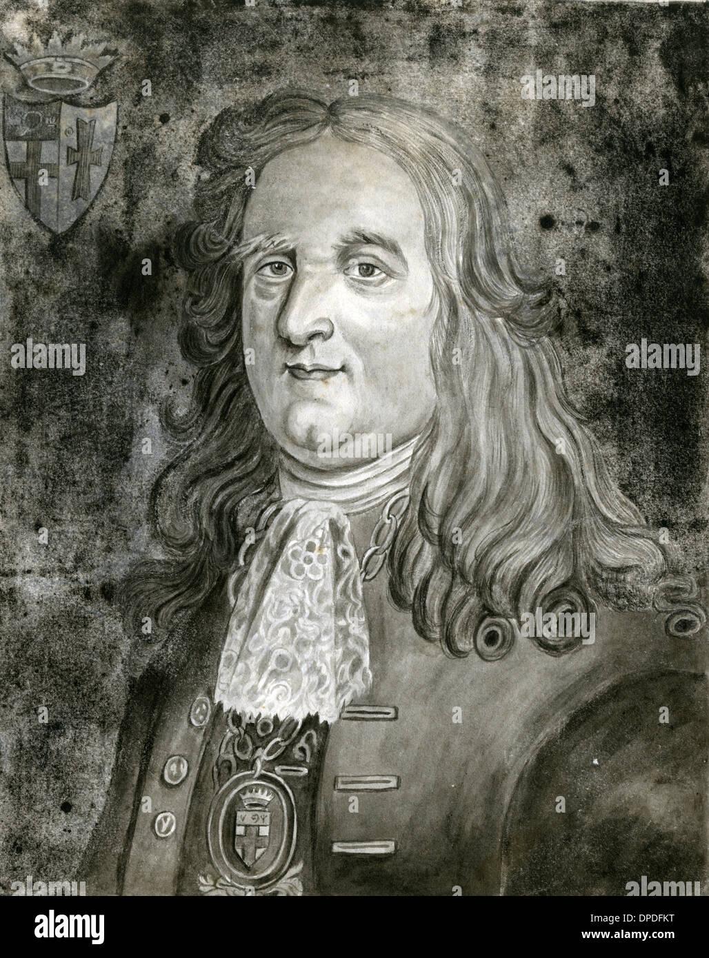 SIR WILLIAM DUGDALE 5 Stock Photo