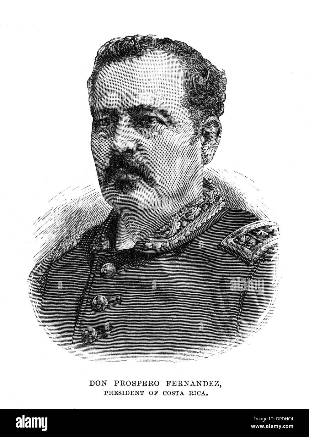 PROSPERO FERNANDEZ - Stock Image