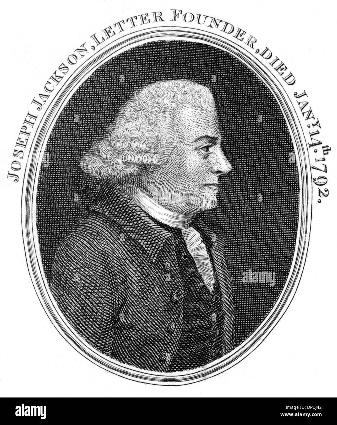 JOSEPH JACKSON - Stock Image
