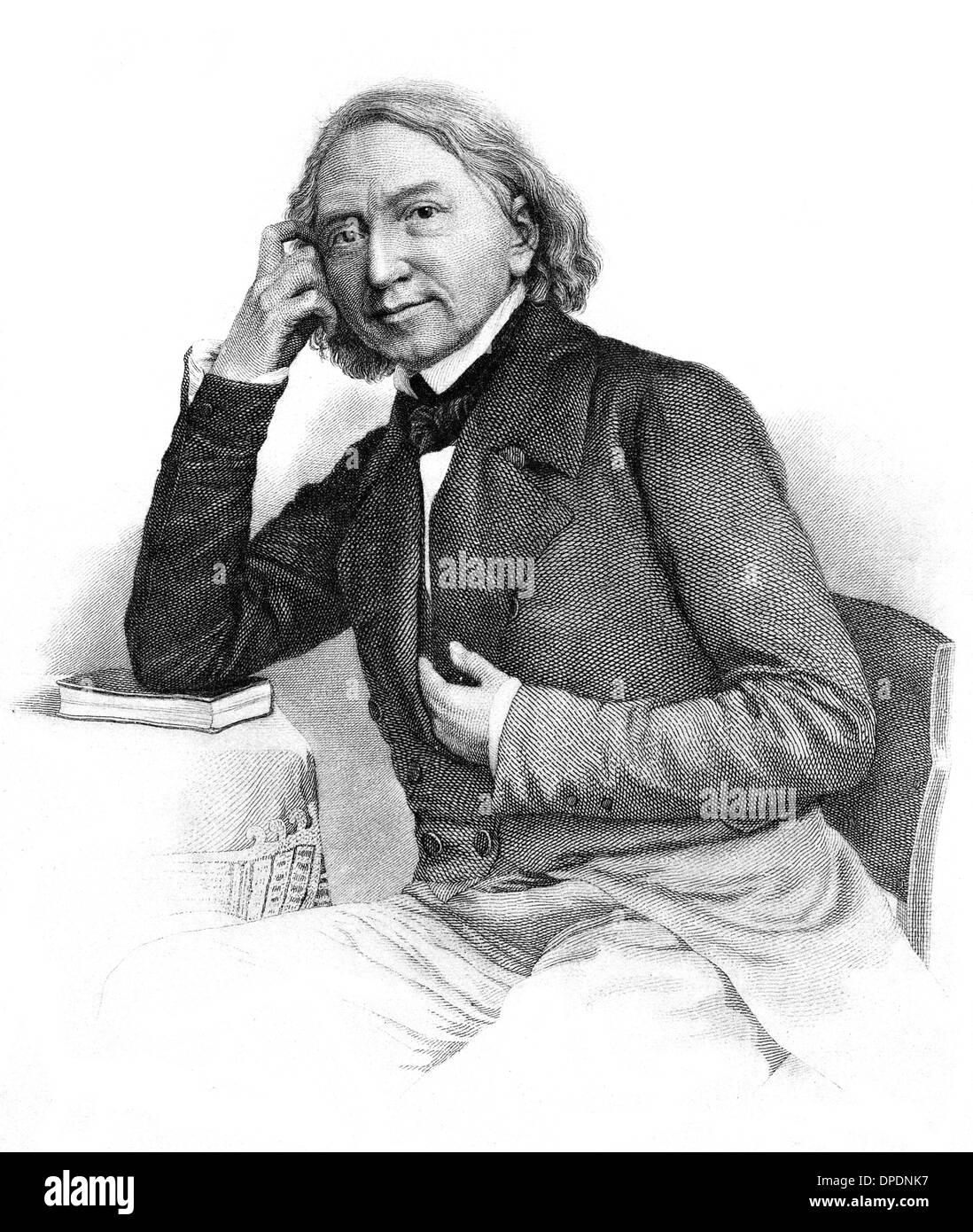 KARL LACHMANN - Stock Image