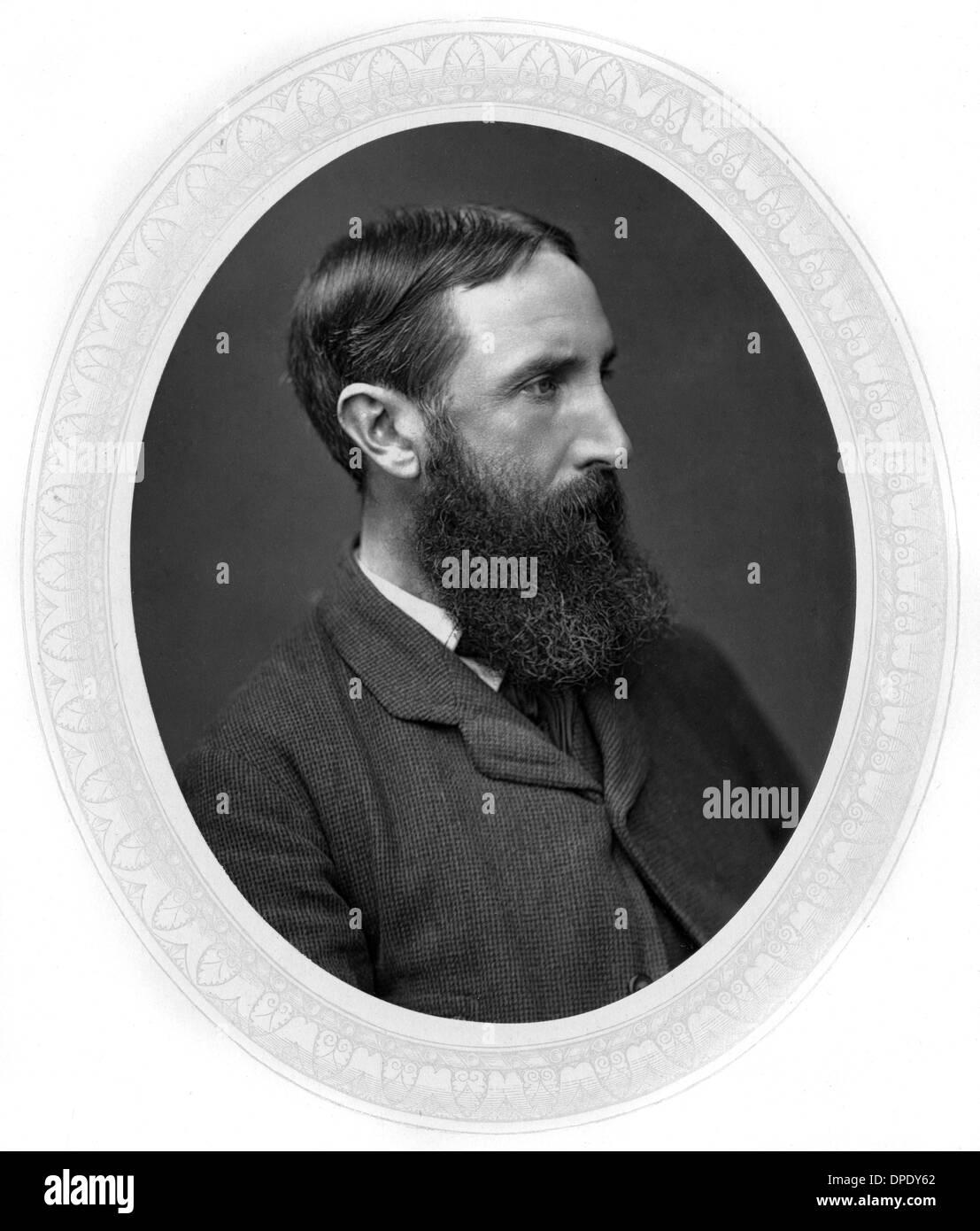 GEORGE DUNLOP LESLIE - Stock Image