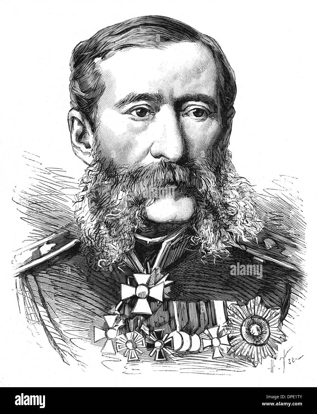MIKHAIL LORIS-MELIKOV 2 - Stock Image