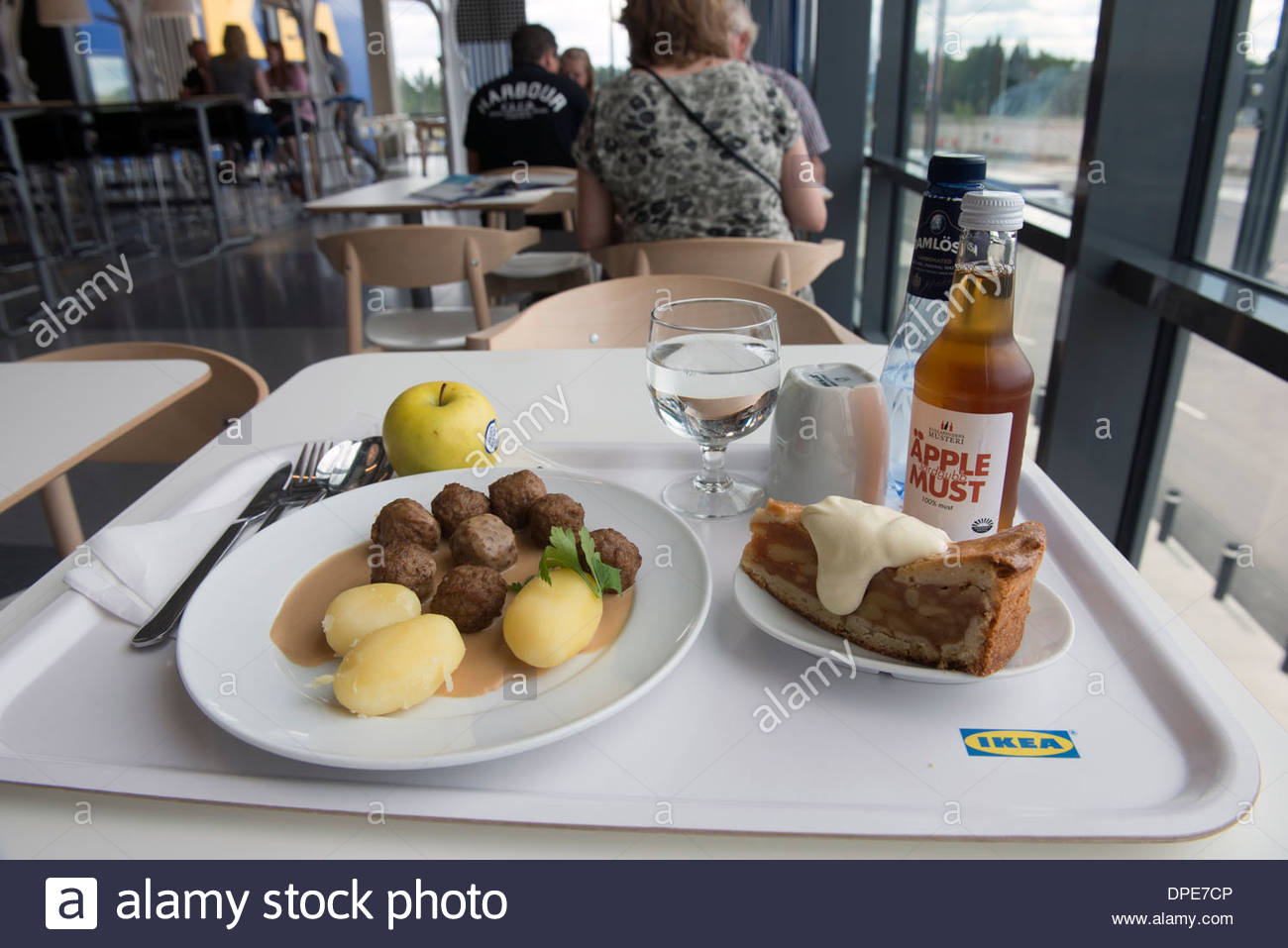 ikea,almhult,sweden - Stock Image