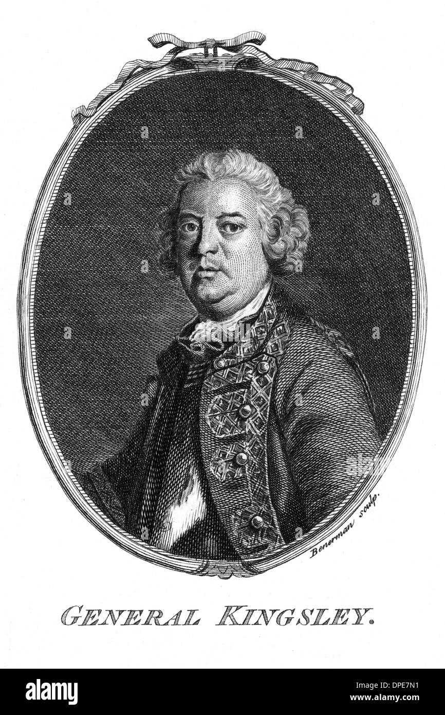 WILLIAM KINGSLEY 2 - Stock Image