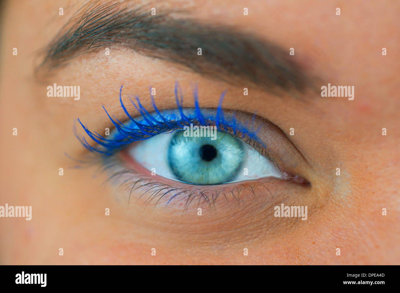 Eye Socket Stock Photos & Eye Socket Stock Images