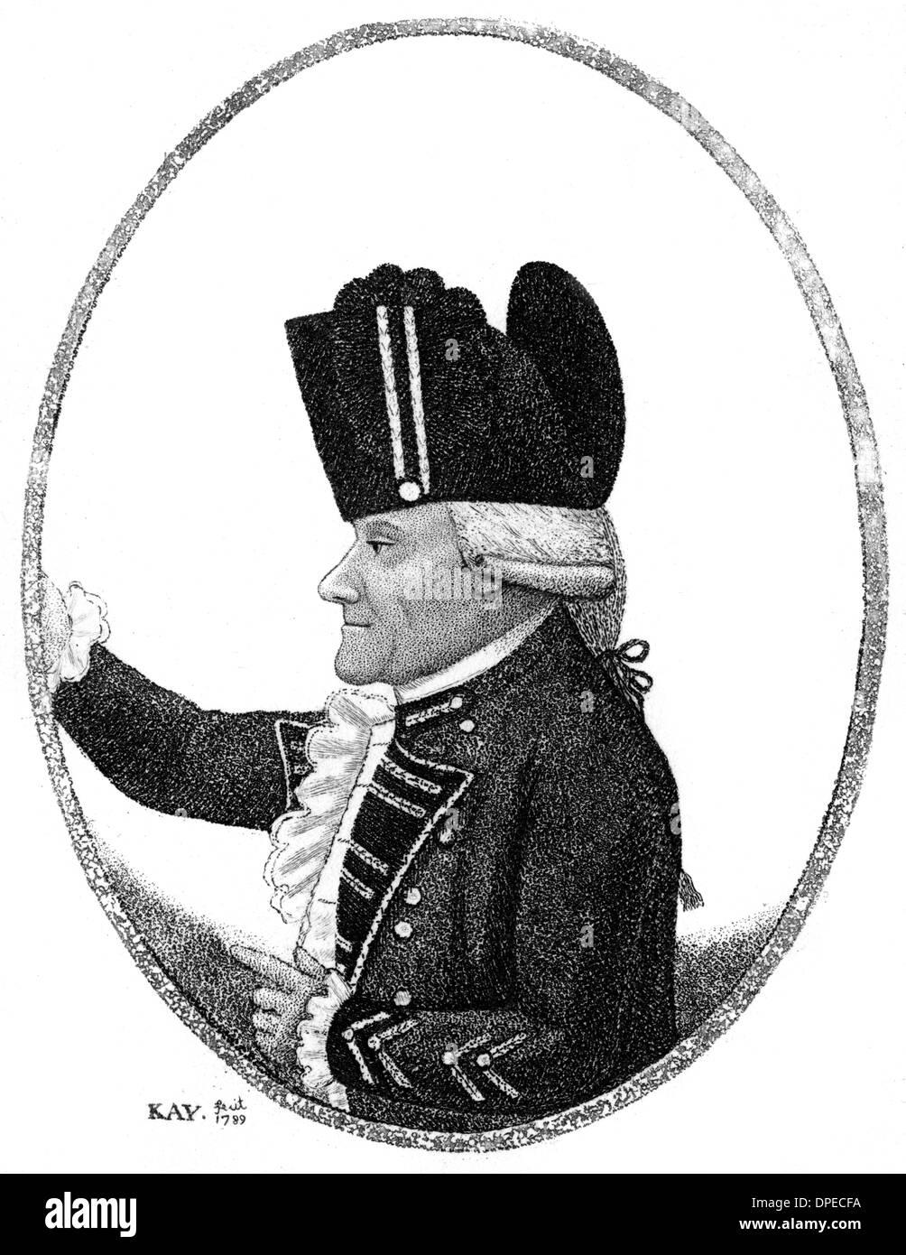 ALEXANDER LESLIE - Stock Image