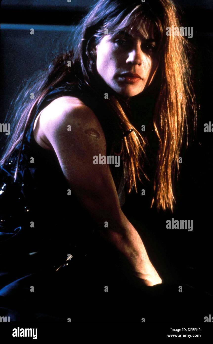 Jan. 31, 2006 - L1851.''Terminator 2''.Linda Hamilton. (Credit Image: © Globe Photos/ZUMApress.com) - Stock Image