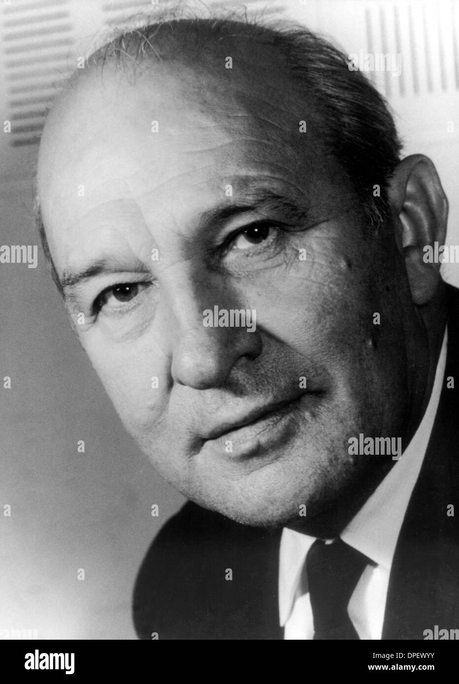 Sep 22, 2006; Berlin, GERMANY; One of the most famous exiles of his time, WILLIAM DIETERLE was a stage and film - Stock Image