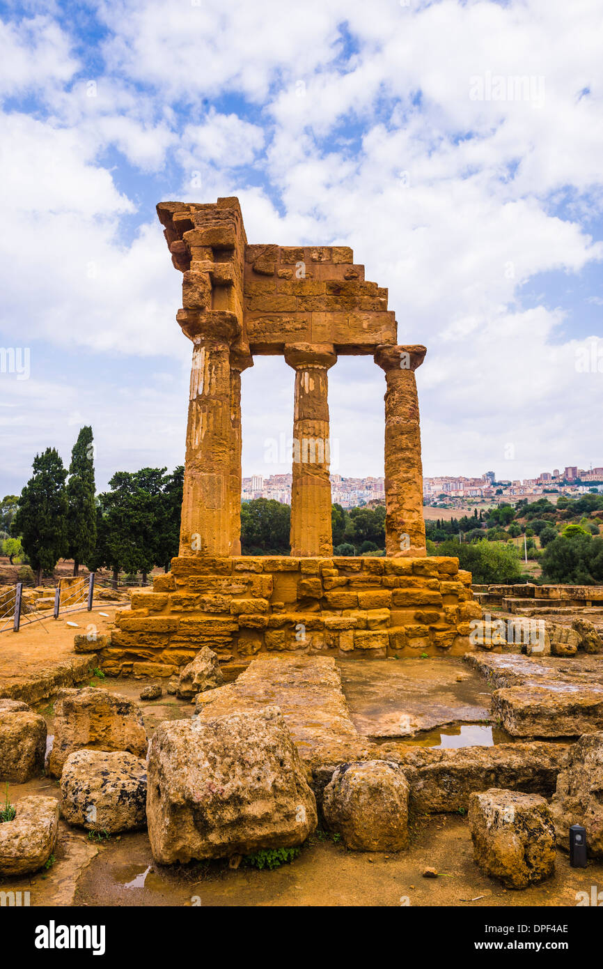 Castor And Pollux Stock Photos & Castor And Pollux Stock