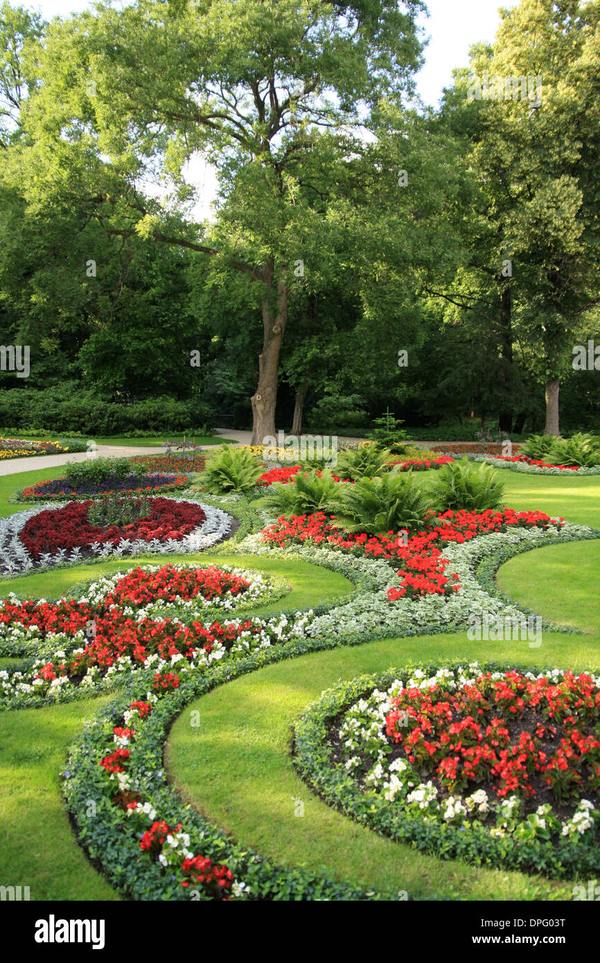Tiergarten park, the largest park of berlin,(Berlin, Germany, Deutschland, Europe) - Stock Image
