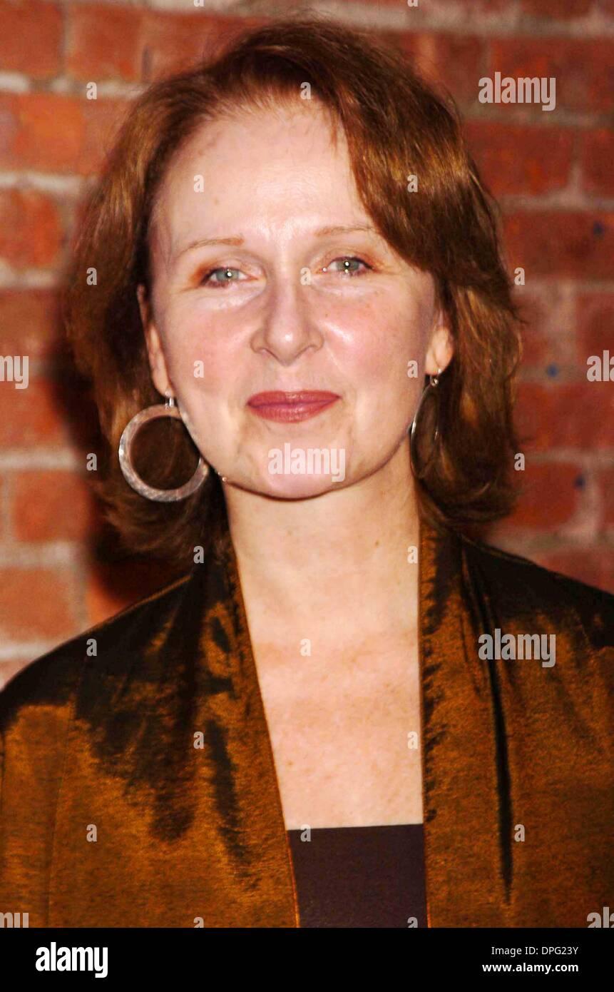 Nov. 13, 2006 - New York, New York, U.S. - WILLIAMSTOWN THEATRE GALA SALUTING TOM STOPPARD, CELEBRATED STAGE AND FILM WRITER .THE PUCK BUILDING,  NEW YORK, NY.COPYRIGHT 2006,   -       .KATE BURTON.K50728JKRON(Credit Image: © John Krondes/Globe Photos/ZUMAPRESS.com) - Stock Image