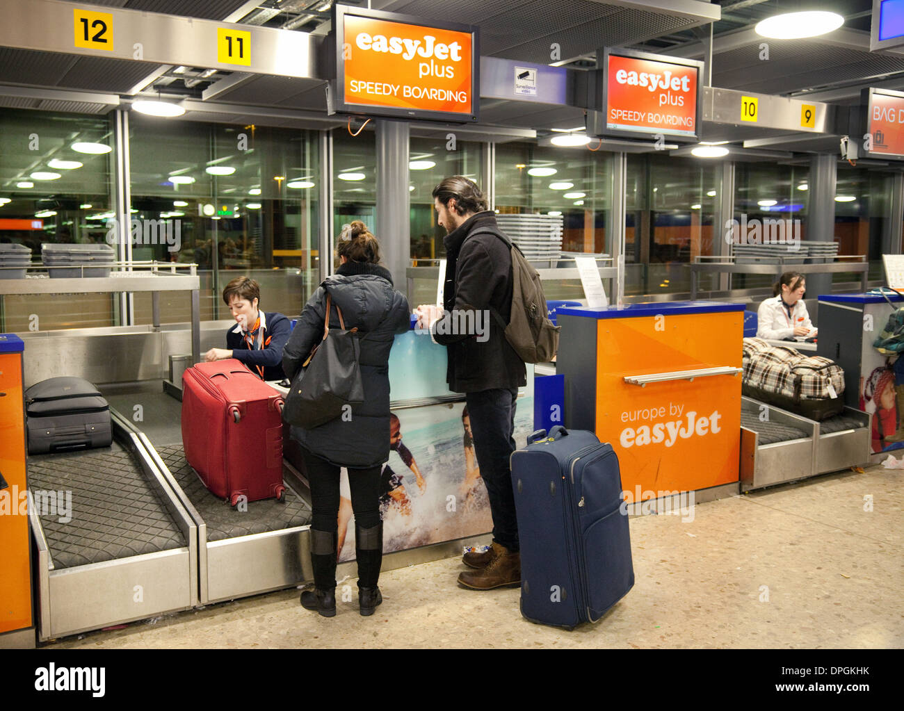 airport check in fee easyjet